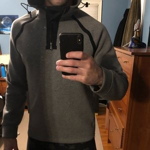 Banana republic active wear sweatshirt
